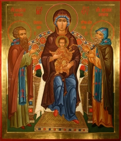 Икона Божией Матери «Свенская»