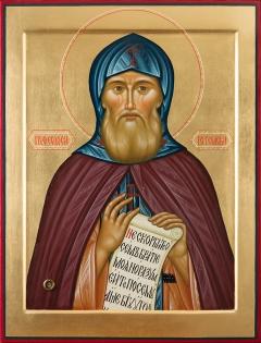 Преподобный Феодосий Тотемский