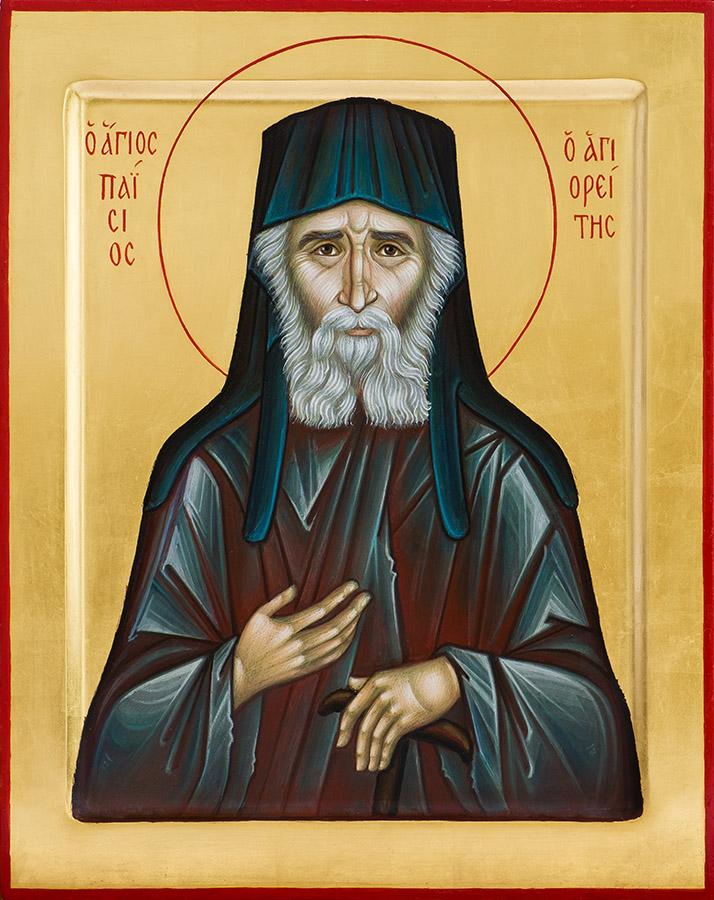Преподобный Паисий Афонский